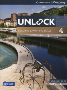 Unlock 4 Reading and Writing Skills Student's Book and Online Workbook