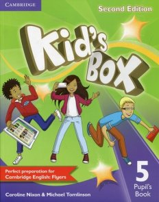 Kids Box 5 Pupil's Book