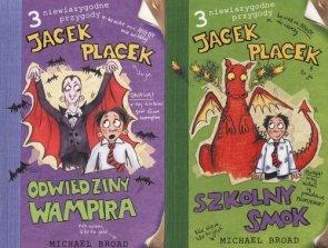 Jacek Placek Szkolny smok / Odwiedziny wampira