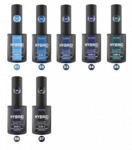 Ingrid Hybrid Ultra Lakier hybrydowy nr 35 Blue City  7ml