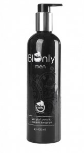 BIOnly*Men żel/prysznic Olej Konopny 400ml.