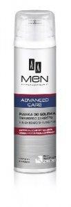 AA Men Adventure Care Pianka do golenia twardego zarostu  250ml