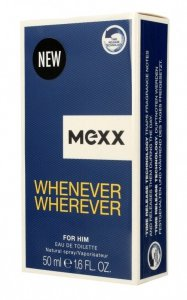 Mexx Whenever Wherever for Him Woda toaletowa  50ml