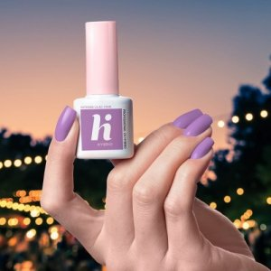 Hi Hybrid Lakier hybrydowy nr 306 Intense Lilac  5ml