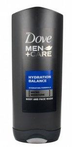 Dove Men+Care Żel pod prysznic Hydration Balance  400ml