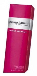 Bruno Banani Pure Woman Woda toaletowa 40ml