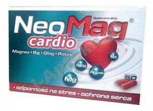 NEOMAG Cardio x 50 tabl.