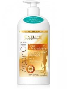 Eve Argan Oil&Macad. bal. ujędr.-naw. 350ml