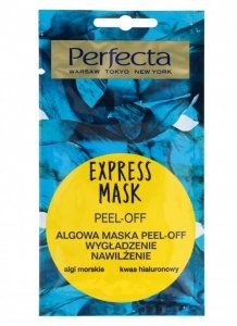 Perfecta Express Mask Algowa Maska peel-off  8ml
