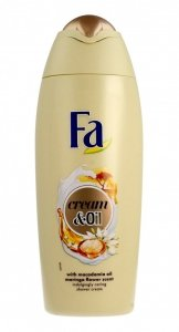 Fa Cream & Oil Żel pod prysznic kremowy 400ml