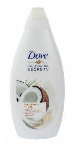 Dove Nourishing Secrets Żel pod prysznic Restoring Ritual   500ml