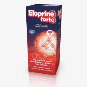 Eloprine Forte syrop 0,5g/5ml 150ml