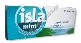ISLA Mint x 30 pastylek