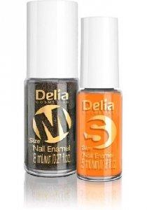 Delia Cosmetics Size M Emalia do paznokci  5.17  8ml