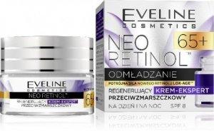 Eveline Neo Retinol 65+ Krem regenerujący na dzień i noc  50ml