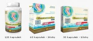 OLIMP Gold Glucosamine x 120 kaps.