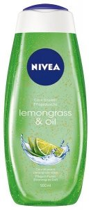NIVEA*SHOWER Żel p/p 500ml LEMONGRASS & OIL