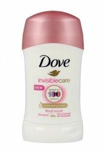 Dove Invisible Care Dezodorant sztyft Floral Touch  40ml