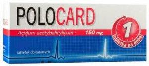 POLOCARD 0,15 x 60 tabletek