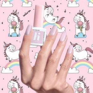 Hi Hybrid Lakier hybrydowy Unicorn nr 208 Bright Pink  5ml