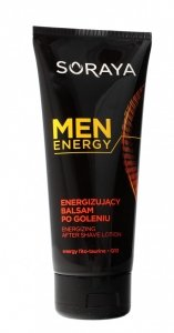 Soraya Men Energy Balsam po goleniu energizujący  150ml
