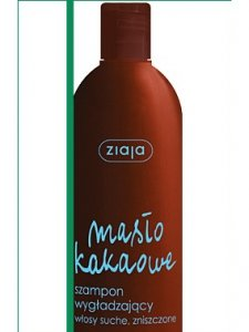 Ziaja masło kakaowe szampon 400 ml