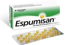 ESPUMISAN x 100 kapsułek