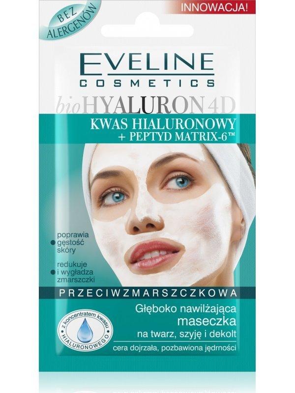 Eve BioHyal 4D maseczka przeciw zmarszczkowa saszetka