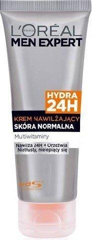 Loreal Men Expert Hydra 24h Krem Nawilzajacy do  skory normalnej  75ml