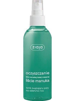 Ziaja Manuka tonik zwężające pory spray