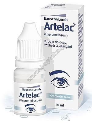 ARTELAC krople 10ml