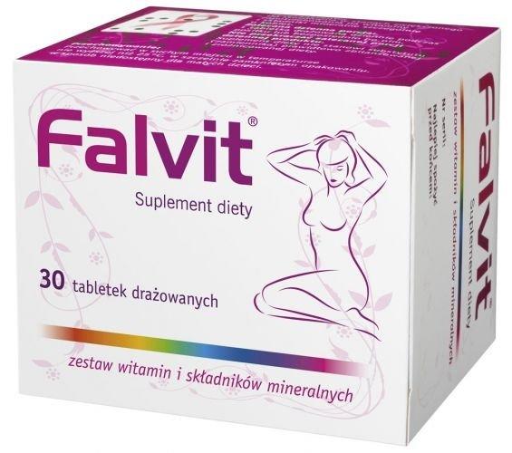 FALVIT x 30 drażetek