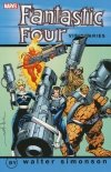 FANTASTIC FOUR VISIONARIES SIMONSON VOL 02 SC