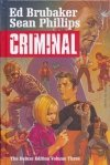 CRIMINAL THE DELUXE EDITION VOL 03 HC