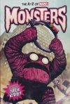 A-Z OF MARVEL MONSTERS HC