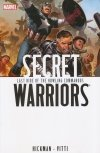 SECRET WARRIORS TP VOL 04 LAST RIDE HOWLING COMMANDOS