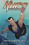 NAMOR THE FIRST MUTANT VOL 02 NAMOR GOES TO HELL SC