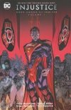 INJUSTICE GODS AMONG US YEAR FIVE VOL 01 SC