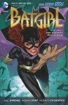 BATGIRL VOL 01 THE DARKEST REFLECTION SC