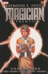 MAGICIAN APPRENTICE HC VOL 01 DIRECT MARKET