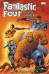 FANTASTIC FOUR ULTIMATE COLLECTION VOL 03 SC