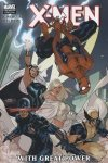 X-MEN WITH GREAT POWER HC