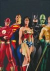 ABSOLUTE JUSTICE LEAGUE THE WORLDS GREATEST SUPER-HEROES HC (BOX)