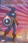 CAPTAIN AMERICA AMERICA FIRST HC