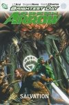 GREEN ARROW VOL 02 SALVATION HC