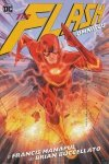 FLASH OMNIBUS BY FRANCIS MANAPUL AND BRIAN BUCCELLATO HC