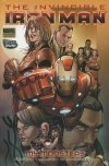 INVINCIBLE IRON MAN VOL 07 MY MONSTERS HC