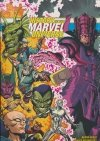 HISTORY OF MARVEL UNIV TREASURY ED TP MCNIVEN CVR