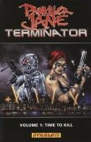 PAINKILLER JANE VS TERMINATOR VOL 01 SC (SUPERCENA)