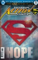 ACTION COMICS #987 LENTICULAR ED (OZ EFFECT)